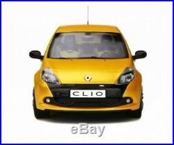 1/18 Otto Renault Clio 3 Rs 2 Sport Cup OT350 Pré-commande