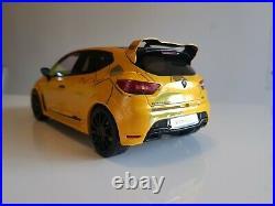 1/18/ Otto Renault Clio RS 16 jaune sirus Sport Concept Cars Ottomobile