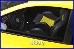 1/18 ottomobile renault clio 3 rs ph. 2 sport cup pré-commande livr 15/2 1/3