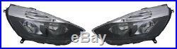 2 Optique Avant + Moteur Black Renault Clio 4 IV Pack Sport 11/2012