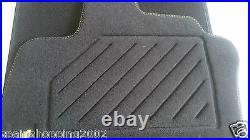 4 Tapis De Sol Textile Renault Sport Clio III 3 Rs Gt Original Oem