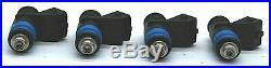 4x Renault Megane 225 R26 Sport Deka 27kg 630cc Fuel Injecteurs FI114962 107962