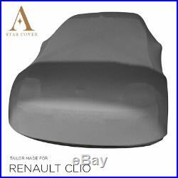 Bche De Protection Compatible Avec Renault Clio V6 Sport Pour Intérieur Gris