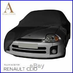 Bche De Protection Compatible Avec Renault Clio V6 Sport Pour Intérieur Noir
