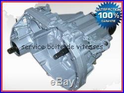 Boite de vitesses Renault Clio II 2.0 16v Sport JC5130