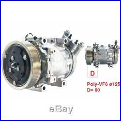 COMPRESSEUR CLIM COMPATIBLE AVEC RENAULT CLIO II 2.0 16V Sport (CB0M) 124KW 169C