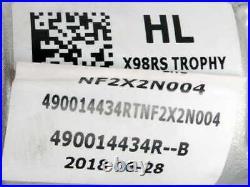 Crémaillère de Direction Renault Clio IV 1.6 16V RS Sport 490014434R 490013949R