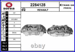 Étrier De Frein Pour Renault Clio III 2.0 16v Sport, Megane II 2.0 Dci, 2.0