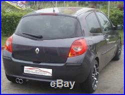 FMS Gr. A Usine Sport pour Renault Clio III à partir de Année Fab. 2005 Hayon