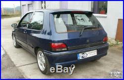 Fox Échappement Sport Silencieux Renault Clio I B/C 57 1,2l 40kw