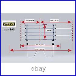 Grille de Chien Grille de Bagages Tube Pour Renault Clio Tourer Sport 2008-2012
