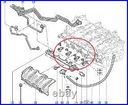 Jeu De 4 Injecteurs D'essence Renault Clio II 2.0 16v Sport 172 182 (iwp 042)