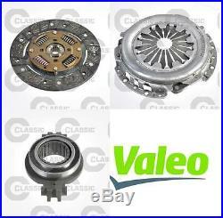 KIT Embrayage Valeo 3 pieces RENAULT CLIO II 3.0 V6 Sport 254 CH