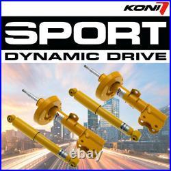 KONI Sport Avant Et Arrière 2x8710-1395SPORT+2x8010-1048SPORT (46099)