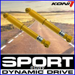 KONI Sport Essieu Arrière Pour Renault Clio 2 Année Fab. 98-12 Amortisseur