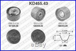 Kit Distribution SNR KD455.43 RENAULT CLIO II 2.0 16V Sport (CB0M) 169 CH