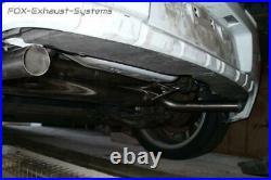 Le Sport Échappement Duplex Renault Clio 3 Facelift Type R 1x50mm Rond Réseau
