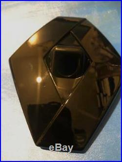 Logo Losange Renault Sport Noir Clio 4 IV Gt Rs Original Badge 908890242r
