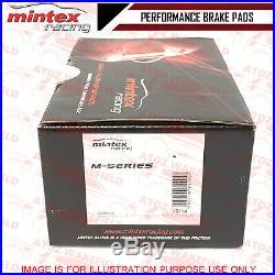 Mintex M1155 Série Sport Performance Essieu Arrière Frein Patins MDB1959M1155