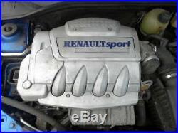 Moteur Nu 2.0 16V F4R 738 Renault Clio II Sport RS 179 CH