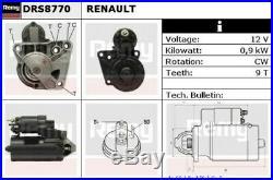 Neuf Démarreur Moteur pour Renault Clio III 2.0 16V Sport 2006- À
