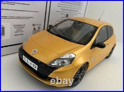 OTTOMOBILE 1/18 Renault Clio 3 Rs phase 2 Sport Otto OT350