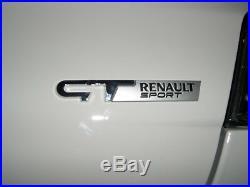 Origine Logo Monogramme GT RENAULT SPORT d'Origine Megane Twingo Clio Captur rs