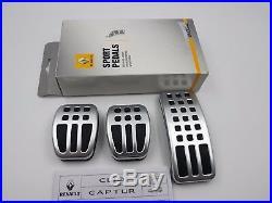 Pedalier Renault Clio 4 IV Sport Rs Original Oem Pedalier Sportpedal Pedali
