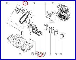 Pompe A Huile & Kit De Chaine Renault 2.0 16v Sport / 2.0 Rs Renault Sport