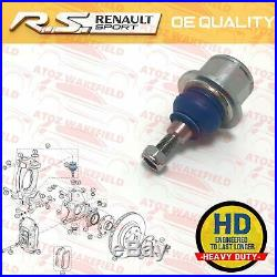 Pour Renault Clio 197 200 Megane MK3 Rs Sport Haut Bas Moyeu Rotule Bras Pivot