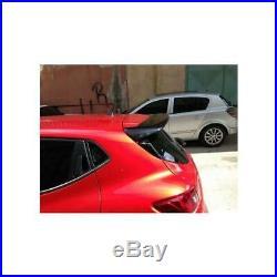 Pour Renault Clio 4 becquet de coffre de style sport article spécial en plastiqu