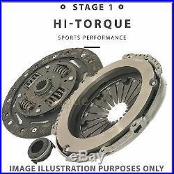 Pour Renault Clio MK3 Hback 1.2 05-15 2 Pièces Performance Sport Kit D'em
