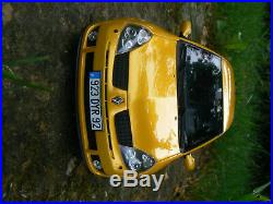 RARE renault sport clio 2 rs phase 3 182 sirius 1/18 otto ottomodels ottomobile
