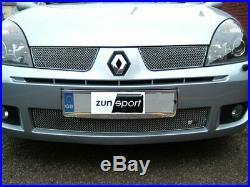 Renault Clio 182 Pièces de Rechange Complet avant Grille Sport Set ZRN9304