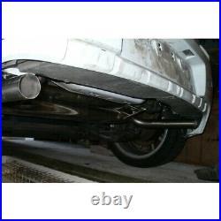 Renault Clio 3 B 2.0 16V 148kW Sport Faceliftduplex Échappement 63,5mm De Fox