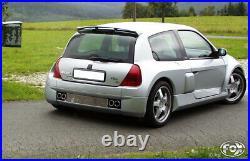 Renault Clio II V6 Duplex Silencieux Sport Transversal 2x76 Type 12 Droite /