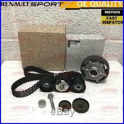 Renault Clio Sport 2.0 172 182 Arbre à Came Dephaseur Poulie Distribution Vrai