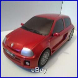 Renault Sport Clio rouge V6 1/12 edition limitée 1000 exemplaires