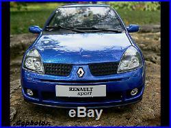 Renault sport clio 2 rs rs2 jean ragnotti 1/18 otto ottomodels ottomobile boxed