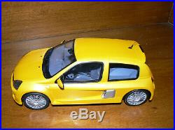 Renault sport clio 2 rs v6 phase 2 1/18 118 otto ottomodels ottomobile boxed ra