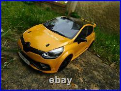 Renault sport clio 4 rs 16 1/18 118 1 18 otto ottomobile ottomodels boxed