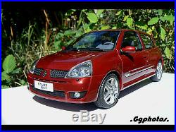 Renault sport clio rs 2 phase 2 rs2 1/18 1 18 118 otto ottomodels ottomobile