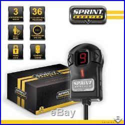 Sprintbooster V3 Renault Clio III 2.0 16V Sport 1998 Ccm 148 Kw 200 Ch Br -16131