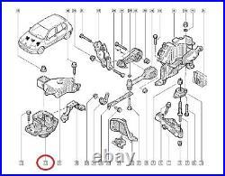 Support De Moteur Droit Renault Clio II 2.0 16v Sport 172 182 (oe 6000073669)