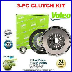 Valeo 3-PC Kit Embrayage pour Renault Clio II 2.0 16V Sport 2004- On