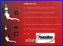 Villes Pedal Box Pour Renault Clio II (BB, CB) 1998- 2.0 16V Sport, 179PS /