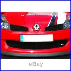 Zunsport avant Noir Ensemble Grille pour Renault Clio Sport 197 Zrn15706b